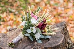 Ramo hermoso de la boda Fotos de archivo libres de regalías