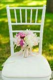 Ramo hermoso de la boda para la novia Imagen de archivo