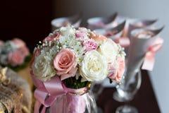Ramo hermoso de la flor foto de archivo libre de regalías
