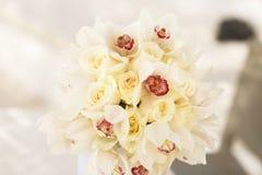 Ramo hermoso para la novia Foto de archivo libre de regalías