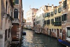 Ramo Moro Lin street, Venice, Italy stock photos