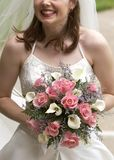 Ramo nupcial de la boda Fotos de archivo libres de regalías