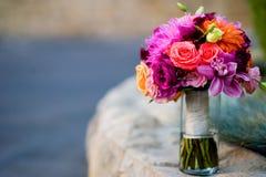 Ramo nupcial Wedding Fotografía de archivo