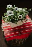Ramo tradicional de las flores Fotos de archivo libres de regalías