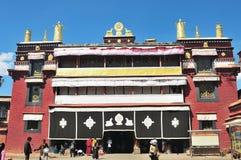 Ramoche temple, Tibet buddhism temple Stock Photos