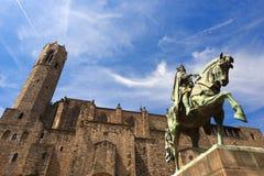 Ramon Berenguer III Count of Barcelona Royalty Free Stock Photography