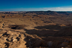 Ramon Crater. Stock Image