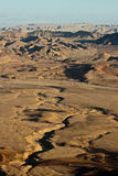 Ramon Crater. Stock Photo