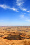 Ramon Crater, Israel Royalty Free Stock Photography
