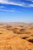 Ramon Crater, Israel Royalty Free Stock Image