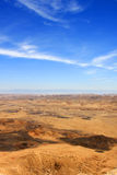 Ramon Crater, Israel Stock Images