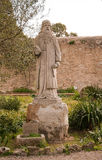 Ramon Llull statue Royalty Free Stock Images