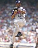 Ramon Ortiz, Anaheim Angels Royalty Free Stock Image