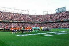 Ramon Sanchez Pizjuan-Stadion Lizenzfreies Stockfoto