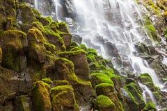 Ramona falls. In Oregon,USA Stock Photos