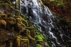 Ramona falls. In Oregon,USA Royalty Free Stock Photos
