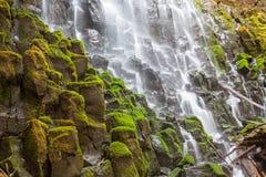 Ramona falls. In Oregon,USA Stock Image