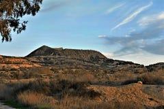 Ramos στην οροσειρά de Carrascoy στοκ φωτογραφίες με δικαίωμα ελεύθερης χρήσης