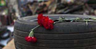 Ramos de flores fotografía de archivo libre de regalías