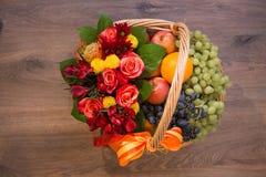 Ramos de flores de los varios Fotografía de archivo libre de regalías