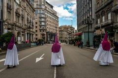Ramos Domingo en Vigo - Galicia, España Fotos de archivo libres de regalías
