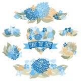 Ramos florales Fotos de archivo libres de regalías