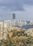 Ramot Almog 海法 以色列 库存照片