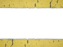 ramowa linia znak Obrazy Royalty Free