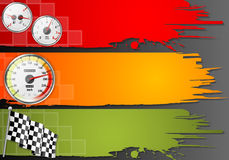 ramowa prędkość trzy royalty ilustracja