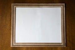 ramowa stara papierowa fotografia Obraz Royalty Free