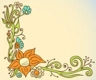 ramowa wiosna Fotografia Royalty Free