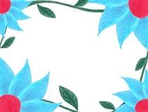 ramowa wiosna ilustracji