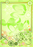 ramowa wiosna royalty ilustracja