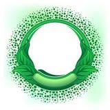 ramowa zieleń Fotografia Stock