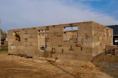 Ramowego domu technologia VELOX zdjęcie stock