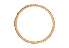 ramowego obrazka ramowy drewniany Fotografia Royalty Free