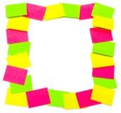 ramowi papierowi majchery Obrazy Stock