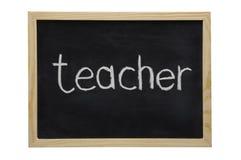 ramowy blackboard drewno Fotografia Stock