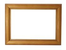 ramowy drewna Zdjęcie Stock