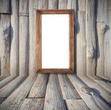 ramowy drewna Zdjęcie Royalty Free