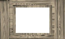 ramowy drewna Zdjęcia Stock