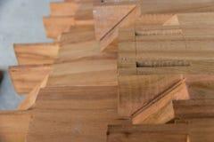 ramowy drewna Obrazy Royalty Free