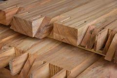 ramowy drewna Obrazy Stock