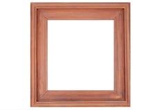 ramowy drewniany Obraz Stock