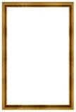 ramowy drewniany Zdjęcie Royalty Free