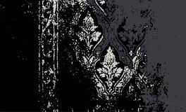 ramowy grunge Obraz Royalty Free