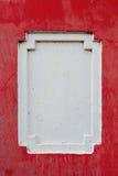 Ramowy grunge cementu ściany tło Obraz Stock