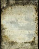 ramowy grunge tynk plamiąca ściana Zdjęcia Stock