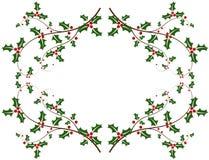 ramowy jagoda holly royalty ilustracja