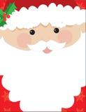 ramowy kierowniczy Santa ilustracji